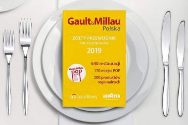 KOGEL-MOGEL IN THE YELLOW GUIDE GAULT & MILLAU!
