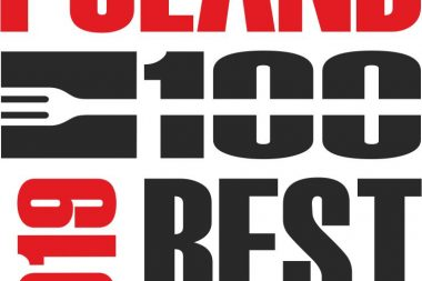 We are among Poland 100 Best Restaurants