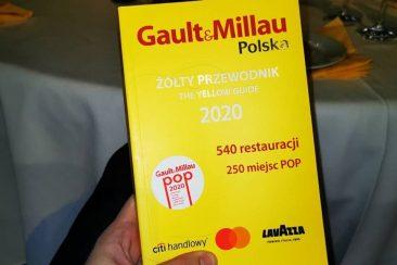 Gault&Millau Poland 2020